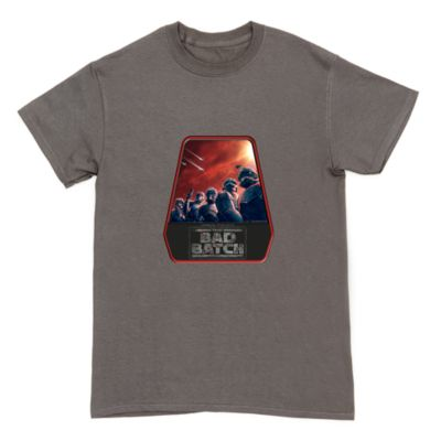 Star Wars: The Bad Batch Customisable T-Shirt For Kids