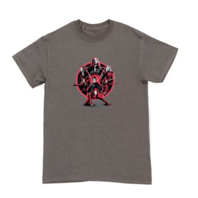 Black Widow Customisable T-Shirt For Adults