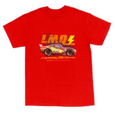 Lightning McQueen Classic Customisable T-Shirt For Kids, Disney Pixar Cars