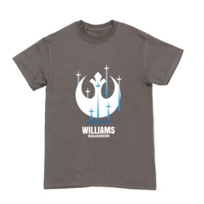 Resistance Blackmore Squadron Customisable T-Shirt For Adults, Star Wars