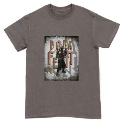 Boba Fett Customisable T-Shirt For Kids, Star Wars: The Mandalorian
