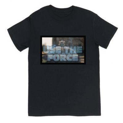 Grogu 'Use the Force' Customisable T-Shirt For Kids