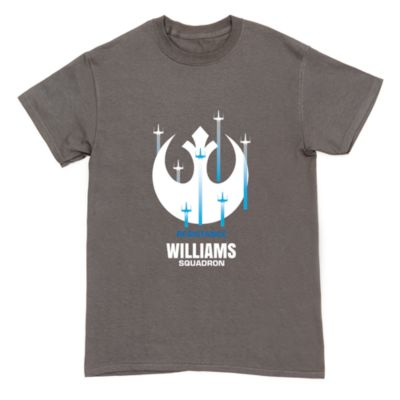 Resistance Blackmore Squadron Customisable T-Shirt For Kids, Star Wars