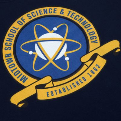 Midtown School of Science and Technology Customisable T-Shirt For Kids