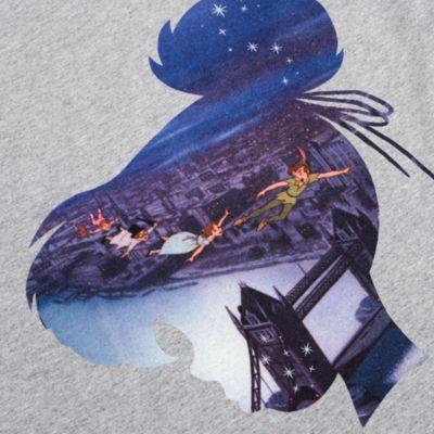 Tinker Bell Silhouette Customisable T-Shirt For Kids