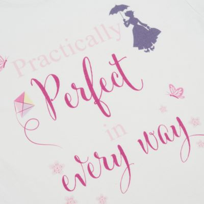 Mary Poppins Customisable T-Shirt For Kids