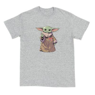 Grogu Customisable T-Shirt For Adults, Star Wars: The Mandalorian