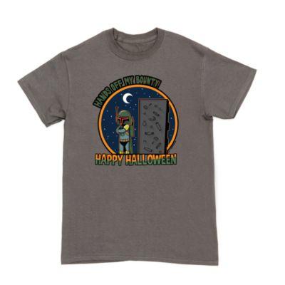 Boba Fett Halloween Customisable T-Shirt For Adults, Star Wars