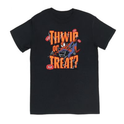 Spider-Man Halloween Customisable T-Shirt For Adults