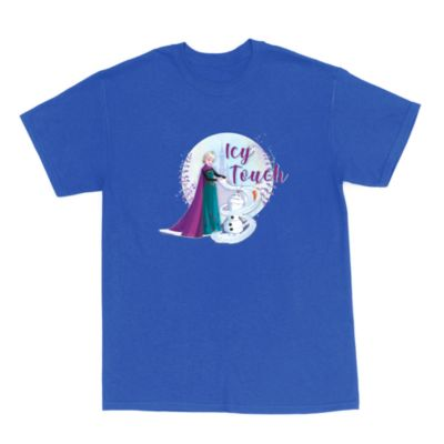 Frozen Icy Touch Customisable T-Shirt For Adults