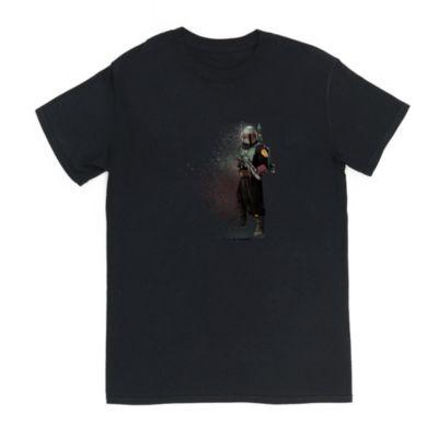 Boba Fett Disappears Customisable T-Shirt For Adult, Star Wars