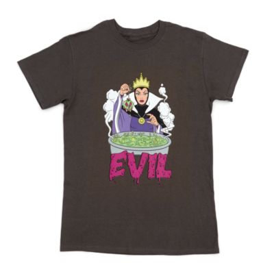 Evil Queen Classic Customisable T-Shirt For Adults