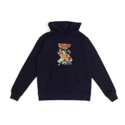 A Goofy Movie Customisable Hooded Sweatshirt For Adults