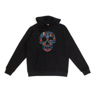 Disney Pixar Coco Customisable Hooded Sweatshirt For Adults