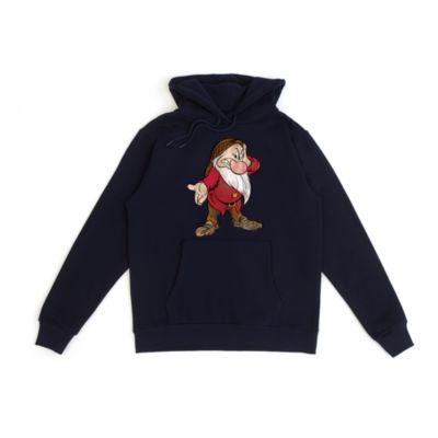 Grumpy Customisable Hooded Sweatshirt For Adults