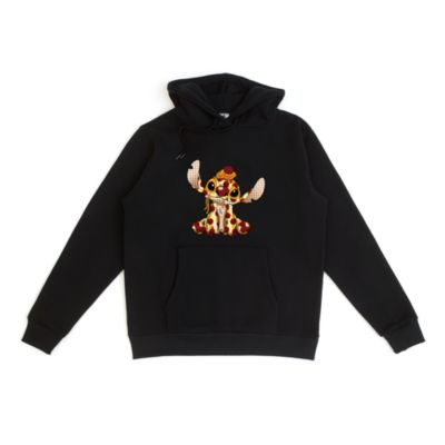 Lady and the Tramp Stitch Crashes Disney Customisable Hooded Sweatshirt For Adults, 2 of 12
