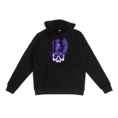 Dr. Facilier Skull Customisable Hooded Sweatshirt For Adults
