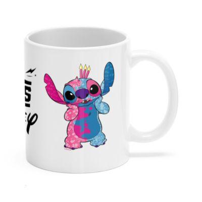 Disney Store Sleeping Beauty Stitch Crashes Disney Mug, 7 of 12