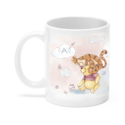Winnie the Pooh and Tigger Customisable Mug