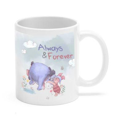 Eeyore and Piglet Customisable Mug