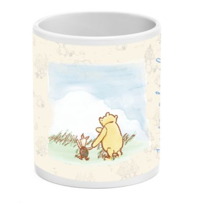 Winnie the Pooh and Piglet Classic Customisable Mug
