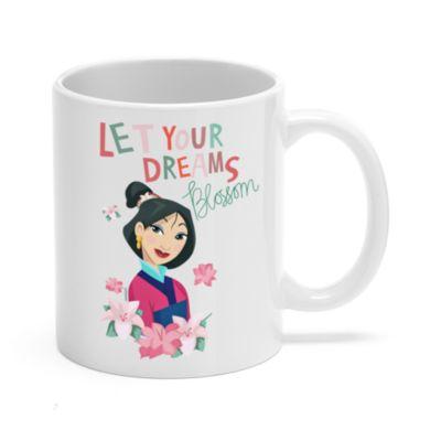 Mulan Customisable Mug