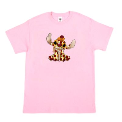 Lady and the Tramp Stitch Crashes Disney Customisable T-Shirt For Kids, 2 of 12