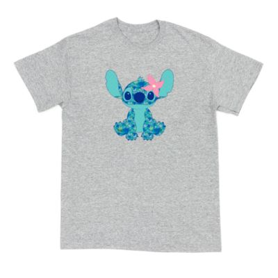 The Little Mermaid Stitch Crashes Disney Customisable T-Shirt For Kids, 4 of 12