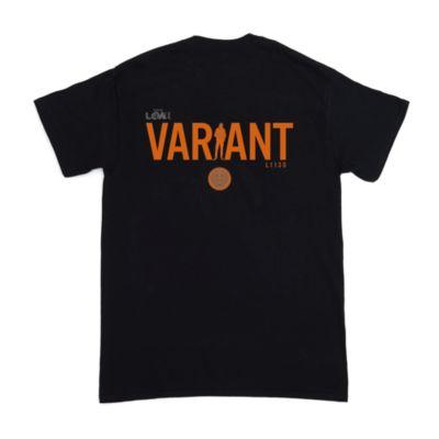 Loki 'Variant' Customisable T-Shirt For Adults