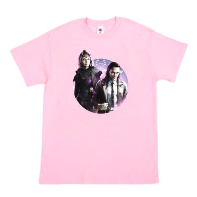 Loki and Sylvie Customisable T-Shirt For Adults