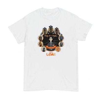 Loki Stylised Customisable T-Shirt For Adults