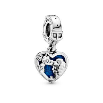 Disney X Pandora Lady and the Tramp Heart Dangle Charm
