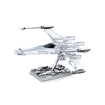 Swarovski Star Wars X-Wing Starfighter Crystal Figurine