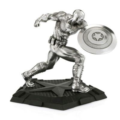 Royal Selangor Figurine Captain America Premier Avenger